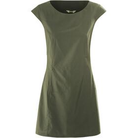 Meru Cartagena jurk Dames groen